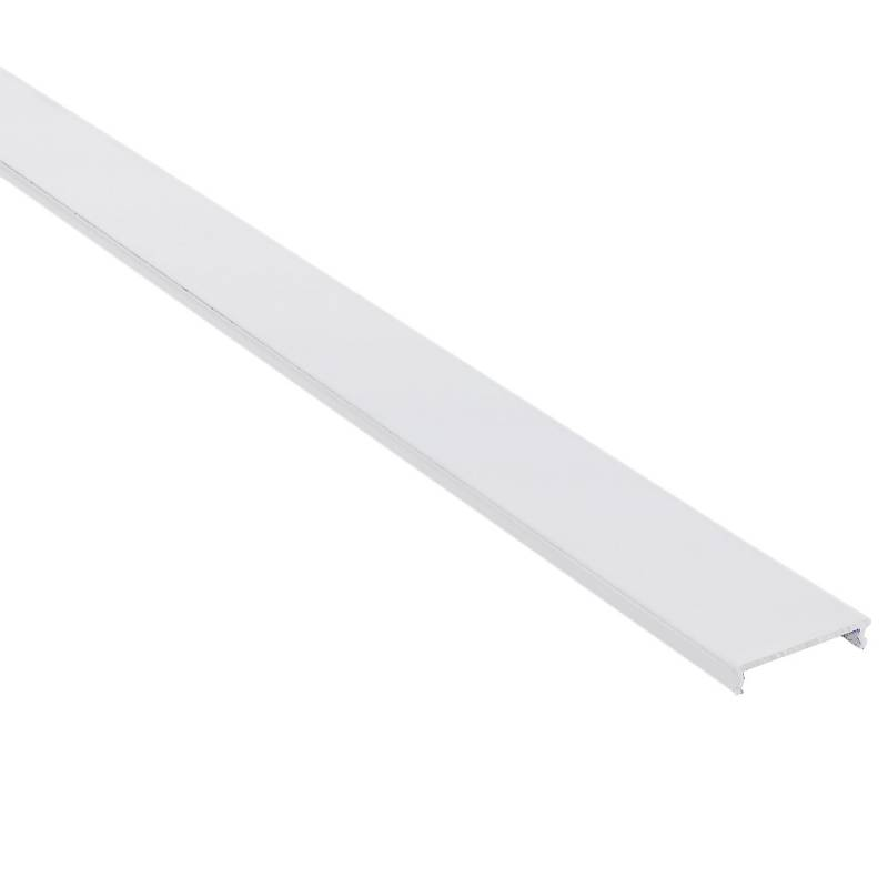 Cubierta blanco opal para perfil VART SUSPEND, 2 metros